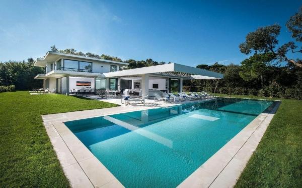 Luxury Villa for 16 persons in Saint-Tropez