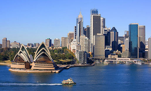In Australia there is no accurate data on foreign investment in real estate