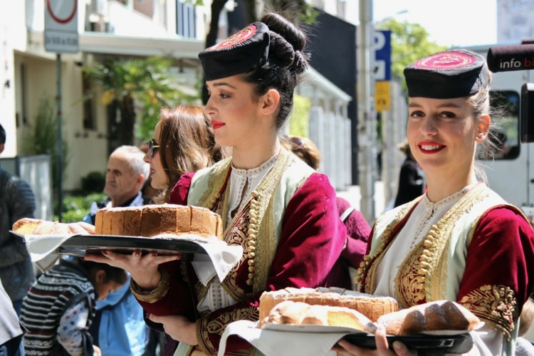 In Podgorica will be a holiday for the sweet tooth