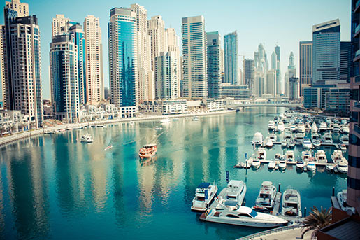 In the UAE expect the improving real estate market in 2018